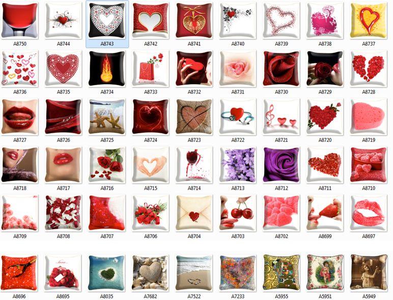 Poduszki Dekoracyjne Dla Zakochanych Sklep Internetowy Art Zasłony